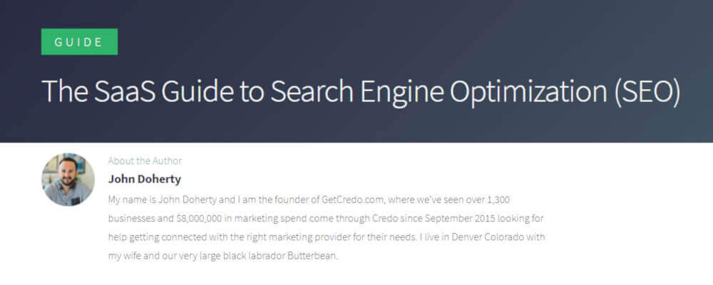 The SaaS Guide to Search Engine Optimization (SEO)