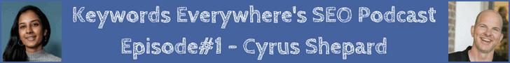 Cyrus Shepard